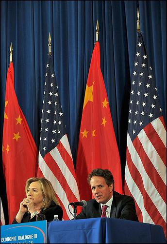 Китайские власти обвинили Хилари Клинтон во вмешательстве во внутреннюю политику Китая